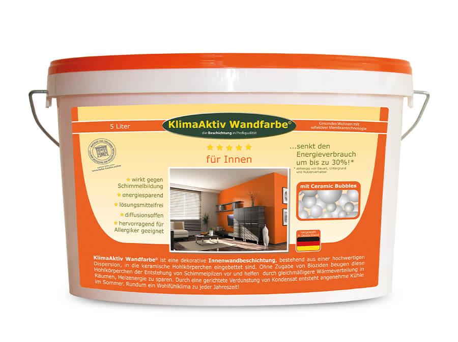 wandfarbe online kaufen innenfarbe farbpalette wandfarben innen klima aktiv farbe mischen. Black Bedroom Furniture Sets. Home Design Ideas